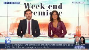 Aurélie Casse dans Week-End Première - 19/05/19 - 18