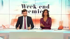 Aurélie Casse dans Week-End Première - 19/05/19 - 19