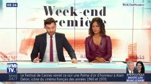 Aurélie Casse dans Week-End Première - 19/05/19 - 21