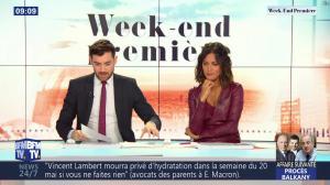Aurélie Casse dans Week-End Première - 19/05/19 - 25