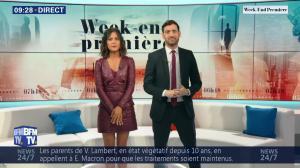Aurélie Casse dans Week-End Première - 19/05/19 - 26