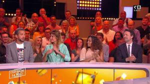 Caroline Ithurbide dans c'est Que de la Télé - 04/06/19 - 01