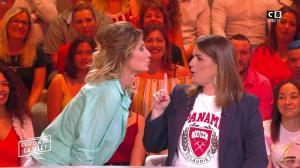 Caroline Ithurbide dans c'est Que de la Télé - 04/06/19 - 04