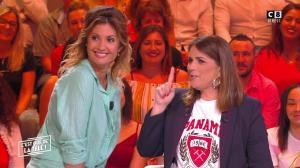 Caroline Ithurbide dans c'est Que de la Télé - 04/06/19 - 05