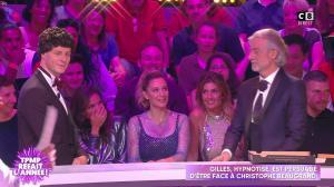 Caroline Ithurbide et FrancesÇa Antoniotti dans Touche pas à mon Poste - 20/06/19 - 10