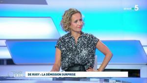 Caroline Roux dans C dans l'Air - 16/07/19 - 01