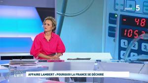 Caroline Roux dans C dans l'Air - 21/05/19 - 02