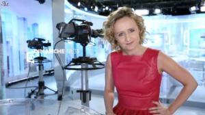 Caroline Roux dans Facebook de C Politique - 08/01/16 - 02