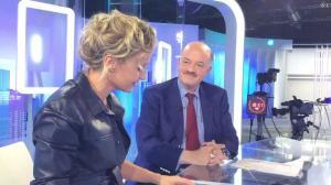 Caroline Roux dans Facebook de C dans l'Air - 06/10/16 - 01