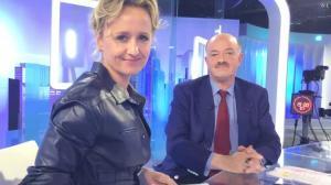Caroline Roux dans Facebook de C dans l'Air - 06/10/16 - 04