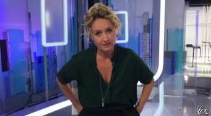 Caroline Roux dans Facebook de C dans l'Air - 07/09/16 - 02