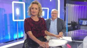 Caroline Roux dans Facebook de C dans l'Air - 30/08/17 - 02