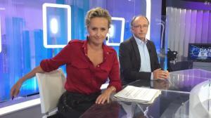 Caroline Roux dans Facebook de C dans l'Air - 31/08/17 - 01