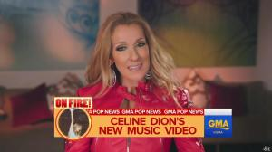 Céline Dion dans Good Morning AmeriÇa - 03/05/18 - 01