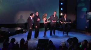 Céline Dion dans le Oprah Winfrey Show - 02/10/10 - 02