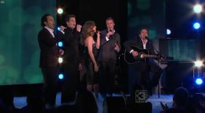 Céline Dion dans le Oprah Winfrey Show - 02/10/10 - 04