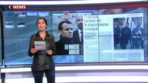 Clélie Mathias dans la Matinale - 05/12/18 - 02