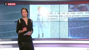 Clelie Mathias dans la Matinale - 07/02/19 - 02