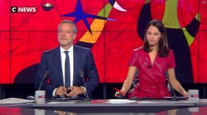 Clelie Mathias dans la Matinale - 11/10/18 - 02