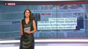 Clelie Mathias dans la Matinale - 14/11/18 - 08