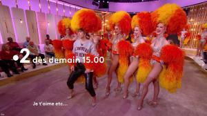 Daphné Burki dans une Bande-Annonce de Je t'aime, etc. - 06/01/19 - 02