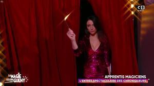 Delphine Wespiser dans la Magie Selon Gueny - 08/02/19 - 01