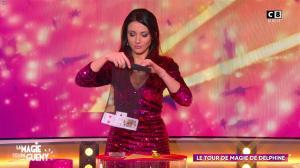 Delphine Wespiser dans la Magie Selon Gueny - 08/02/19 - 03