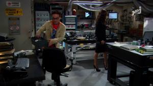 Eliza Dushku dans The Big Bang Theory - 28/12/18 - 03
