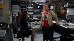 Eliza Dushku dans The Big Bang Theory - 28/12/18 - 04