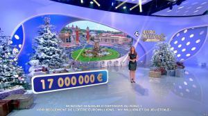 Elsa Fayer dans Euro Millions - 05/01/19 - 02