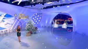 Elsa Fayer dans Euro Millions - 05/01/19 - 04