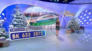 Elsa Fayer dans Euro Millions - 05/01/19 - 05