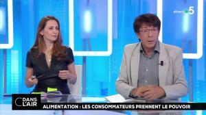 Emmanuelle Ducros dans C dans l'Air - 27/09/18 - 03