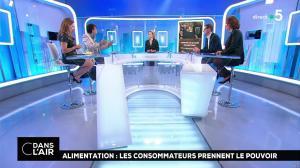 Emmanuelle Ducros dans C dans l'Air - 27/09/18 - 07
