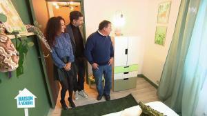 Emmanuelle Rivassoux dans Maison à Vendre - 09/01/19 - 04