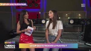 Erika Moulet dans l'Hebdo de la Musique - 15/06/19 - 10