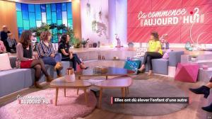 Faustine Bollaert dans Ça Commence Aujourd'hui - 06/05/19 - 02