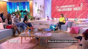 Faustine Bollaert dans Ça Commence Aujourd'hui - 06/05/19 - 18