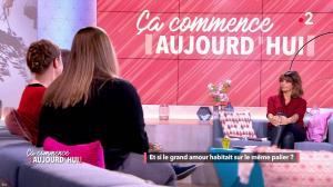 Faustine Bollaert dans Ça Commence Aujourd'hui - 10/06/19 - 13