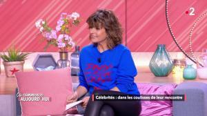 Faustine Bollaert dans Ça Commence Aujourd'hui - 14/06/19 - 18