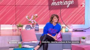 Faustine Bollaert dans Ça Commence Aujourd'hui - 14/06/19 - 34
