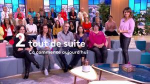 Faustine Bollaert dans Ça Commence Aujourd'hui - 24/05/19 - 02