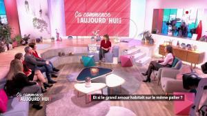 Faustine Bollaert et Florence Escaravage dans Ça Commence Aujourd'hui - 10/06/19 - 06