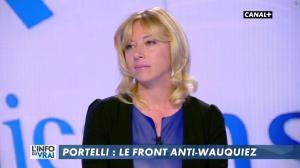 Florence Portelli dans l'Info du Vrai - 09/03/18 - 06