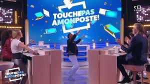 Kelly Vedovelli dans Touche pas à mon Poste - 13/03/19 - 01