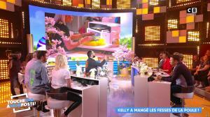 Kelly Vedovelli dans Touche pas à mon Poste - 22/04/19 - 05