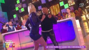 Kelly Vedovelli dans Touche pas à mon Poste Special - 01/03/19 - 07