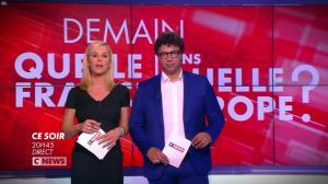 Laurence Ferrari dans une Bande-Annonce du Grand Debat - 07/05/19 - 01
