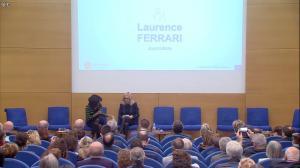 Laurence Ferrari dans les Assises du Deuil - 12/04/19 - 01