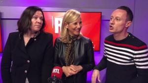 Laurence Ferrari dans On Refait la Télé - 30/03/19 - 02